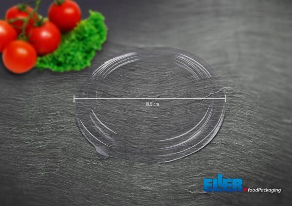 Umweltfreundlicher Deckel aus PLA für SaladBowls groß